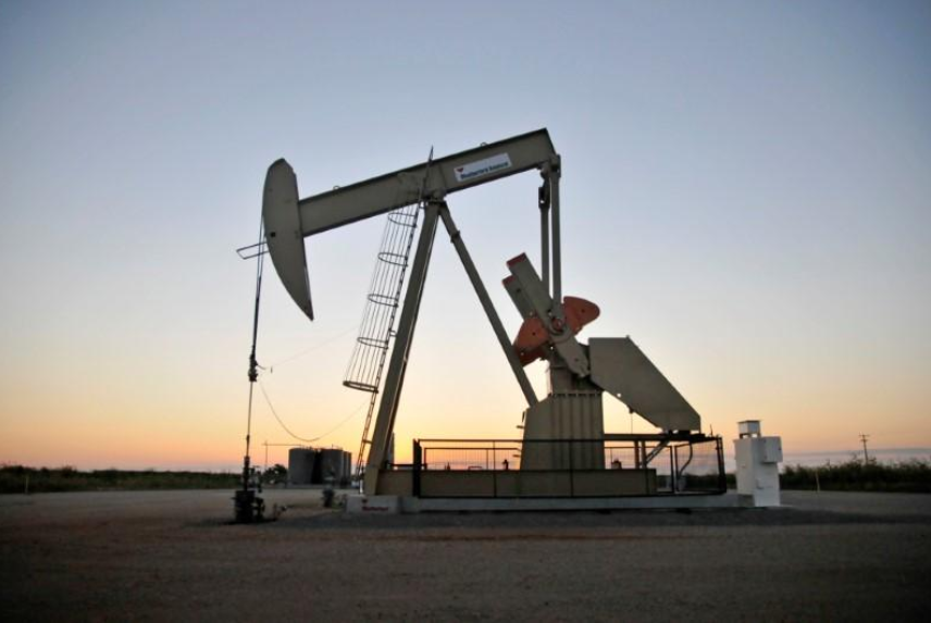 US crude hits three-year high as oil prices climb on tighter market