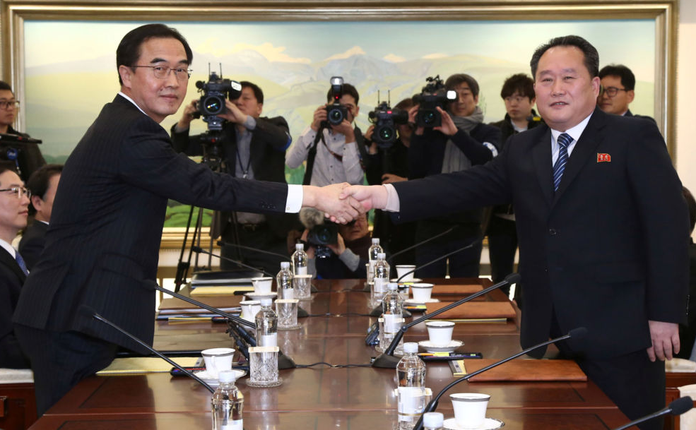Inter-Korean talks deserve encouragement