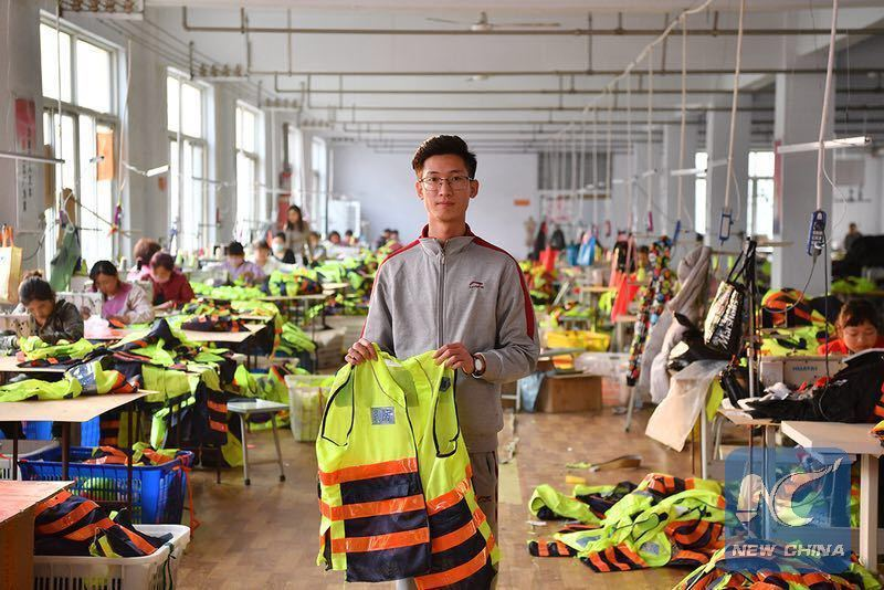 China's youth entrepreneurs go back to countryside