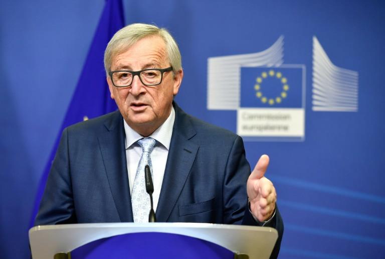 Juncker seeks bigger EU budget after Brexit