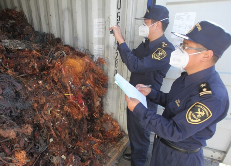 West must learn to handle trash as China stops importing