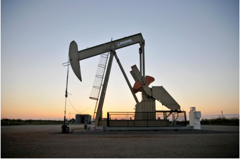 Oil little changed as rising US output offset OPEC worries