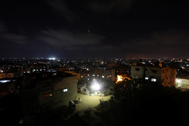 Israel says will resume power supply to Gaza on Monday