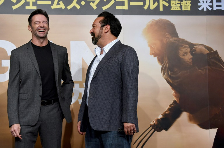 'Logan' gets surprise nod from Hollywood writers
