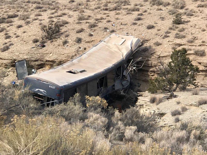 Driver passed out before fatal Utah bus crash