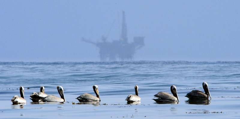 California vows to fight Trump plan for offshore drilling