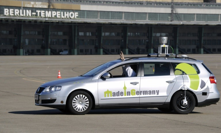 VW to build autonomous cars with Silicon Valley firm