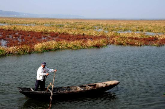 China to appoint 'lake chiefs' to control pollution