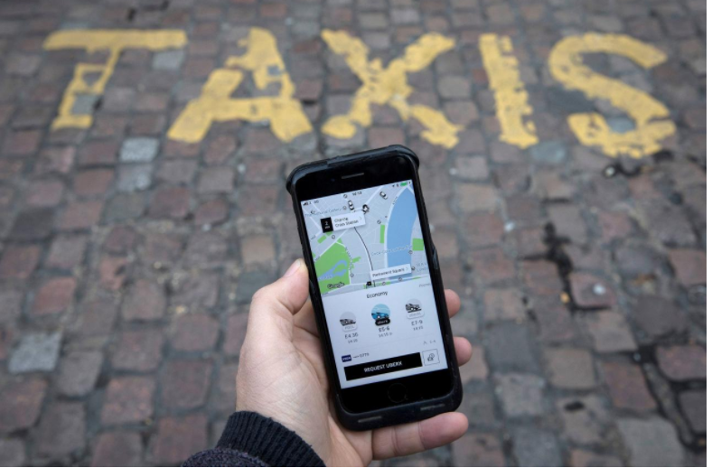Uber is sued over payment for mobile ads it called fraudulent