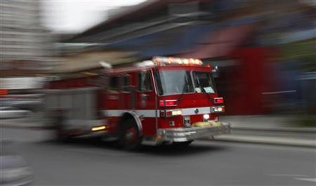 Image result for reuters, fire engine