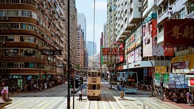 Hong Kong through the lens of Christopher Lim