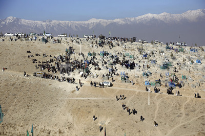 Over 445,000 Afghans displaced by conflicts in 2017