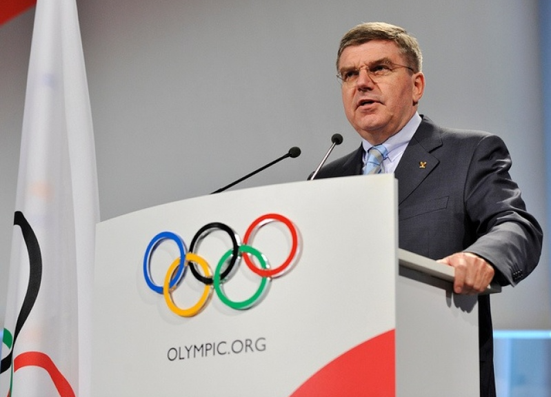 Civilization magazine publishes Olympic message from IOC