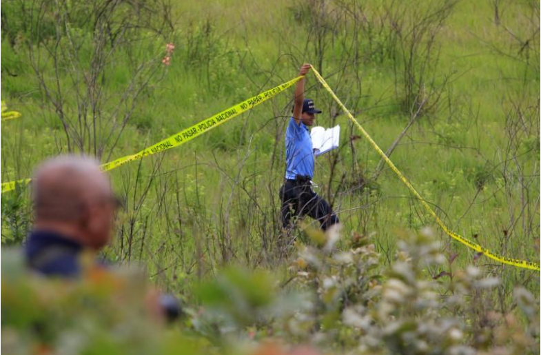 Honduras murder rate fell by more than 25 percent in 2017
