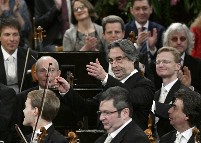Vienna waltzes the world into 2018 with New Year's concert