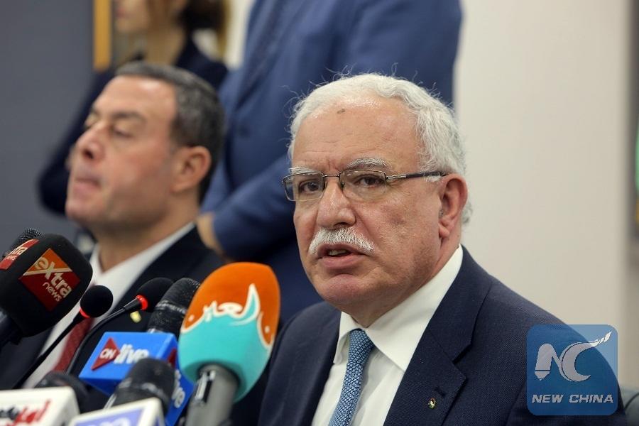 PNA recalls its ambassador to US over Jerusalem crisis