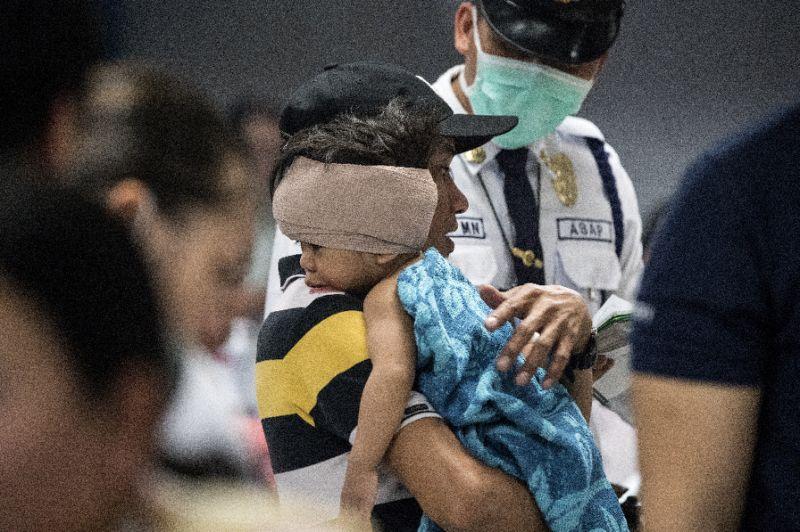 Nearly 200 hurt in Philippine New Year revelry despite fireworks order