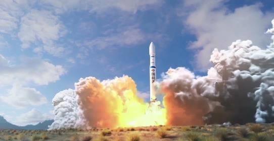 Image result for China's Kuaizhou-11 solid-fuelled carrier rocket