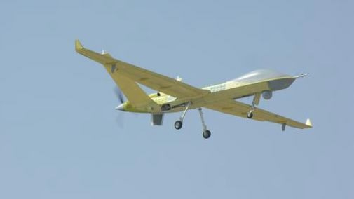 China's Wing Loong UAS creates record of 'five hits in succession'