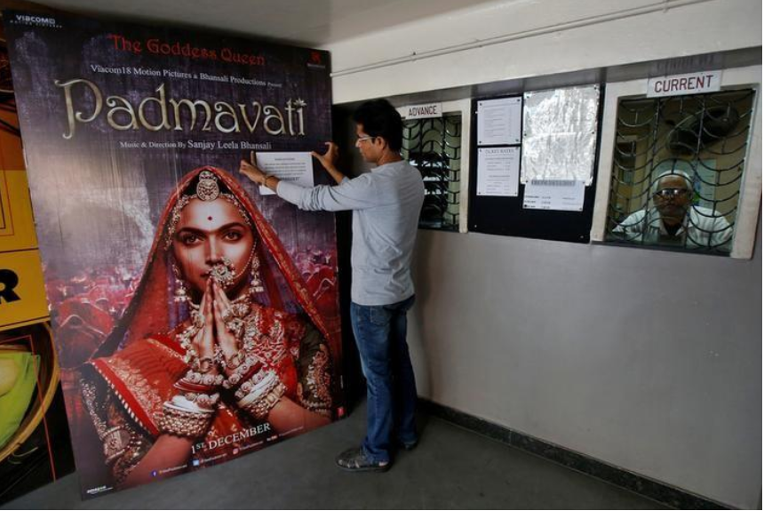 India's censors clear Bollywood movie, objectors say protests to continue