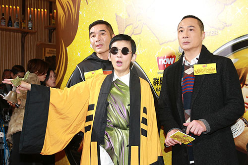 Made in China mediocre comedies debut during new year holidays