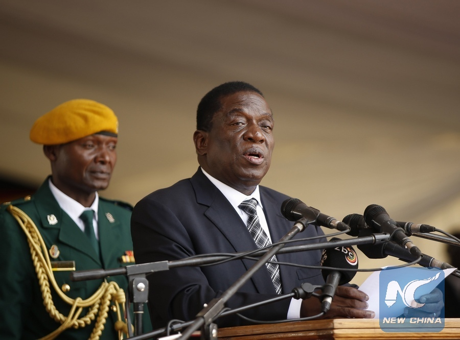 Mnangagwa's mission to transform Zimbabwe