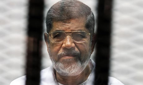 Egypt's court sentences ousted president Morsi 3-year in jail over insulting judiciary