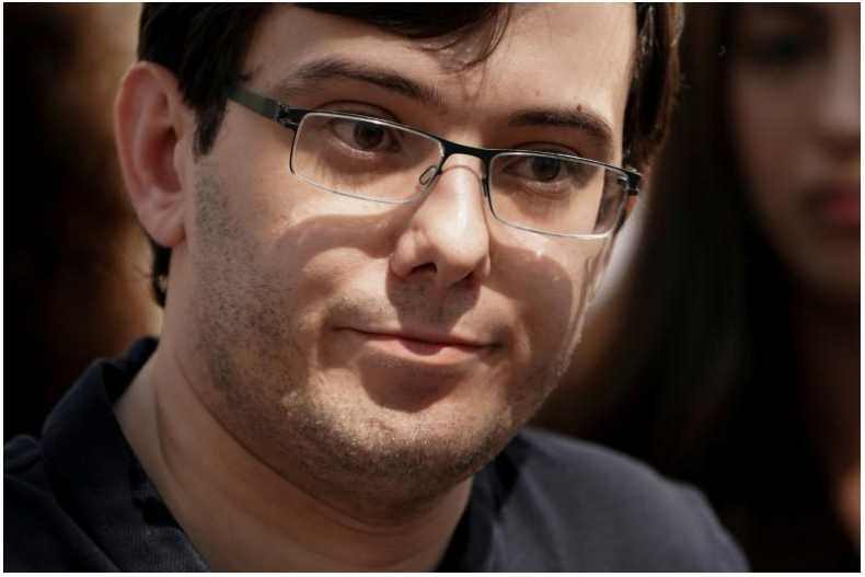Ex-lawyer for pharma executive Shkreli convicted of aiding fraud scheme