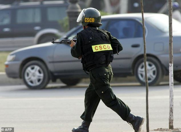 15 imprisoned for terrorist act in Vietnam's HCM City