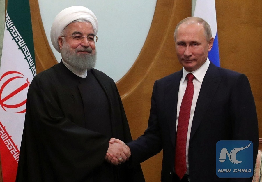 Iran, Russia in test process to integrate bank card systems