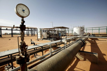Blast hits Libyan crude pipeline, cutting output by 90,000 bpd