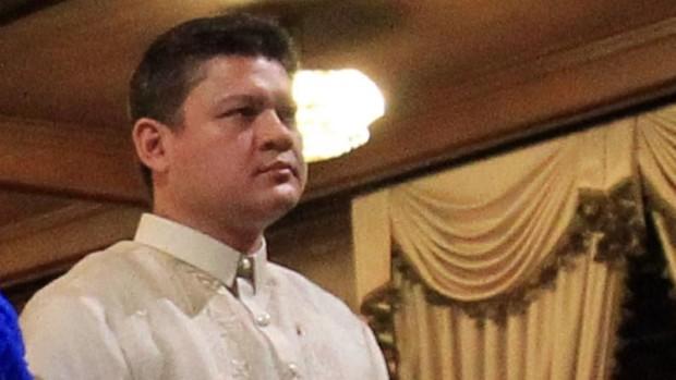 Davao City Vice Mayor Paolo Duterte