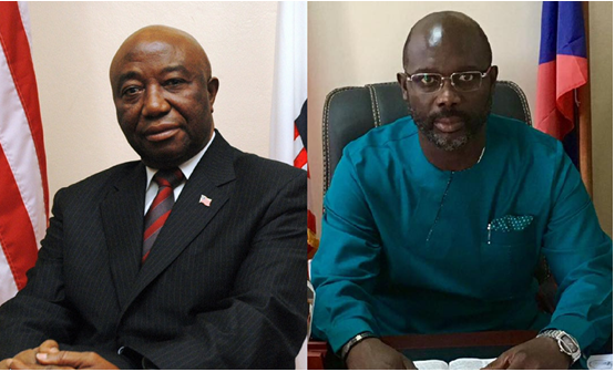 Liberians prepare for presidential run-off