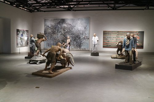 Small Southwest China town of Anren explores the country's past and present with new biennale