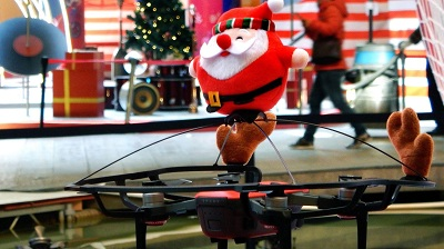 China's commercial drone market to top $9 bln by 2020