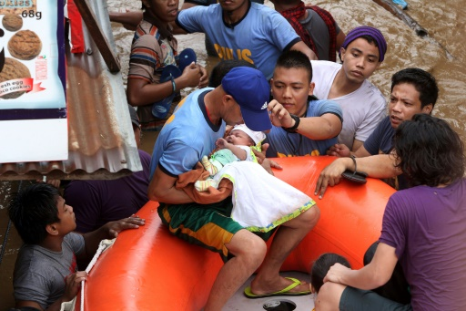Philippines storm death toll climbs to 133