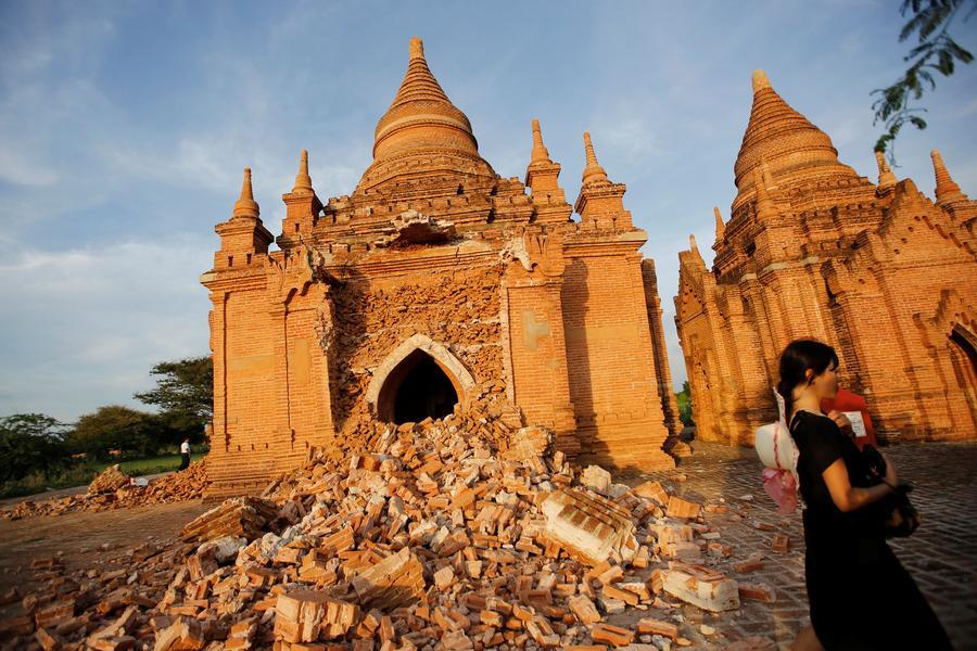 Beijing helps Belt, Road nations save relics