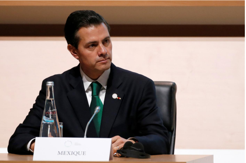 Mexico president says Supreme Court should rule on security law