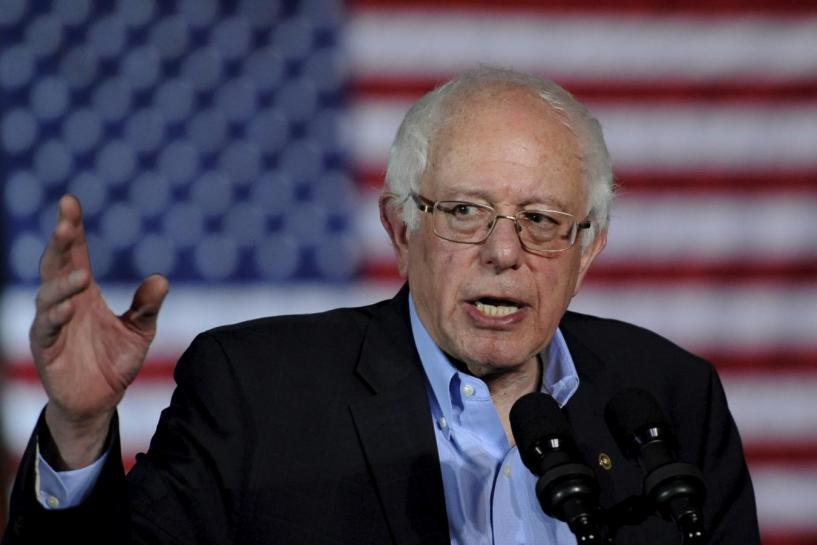 Sanders: new tax bill is a disaster