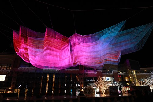 Solana lights up Beijing with annual festival