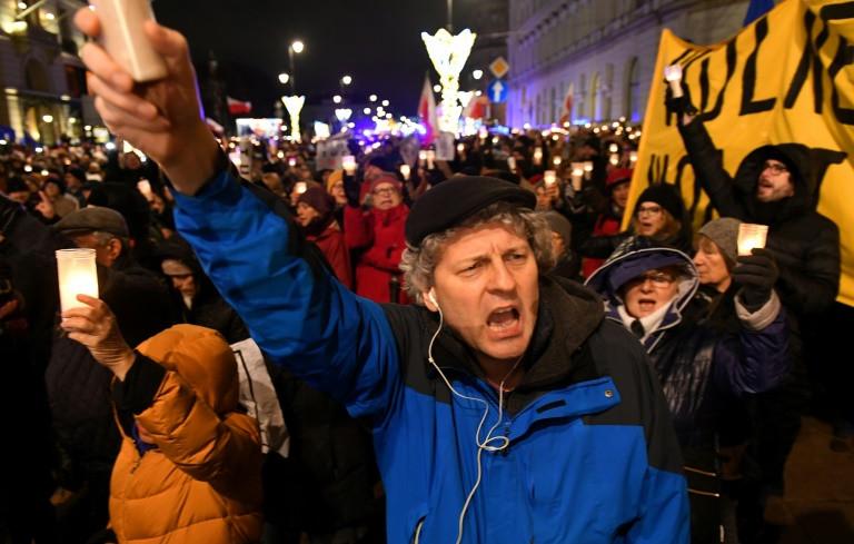 EU triggers unprecedented censure process against Poland