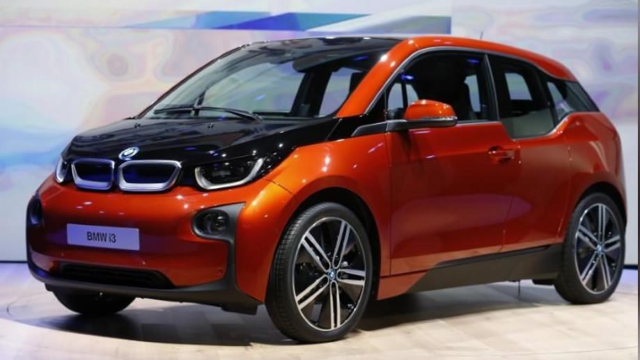 BMW electric cars hit 100,000 sales target