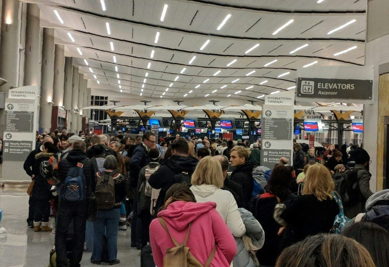 Atlanta airport, world's busiest, resumes operations after power cut