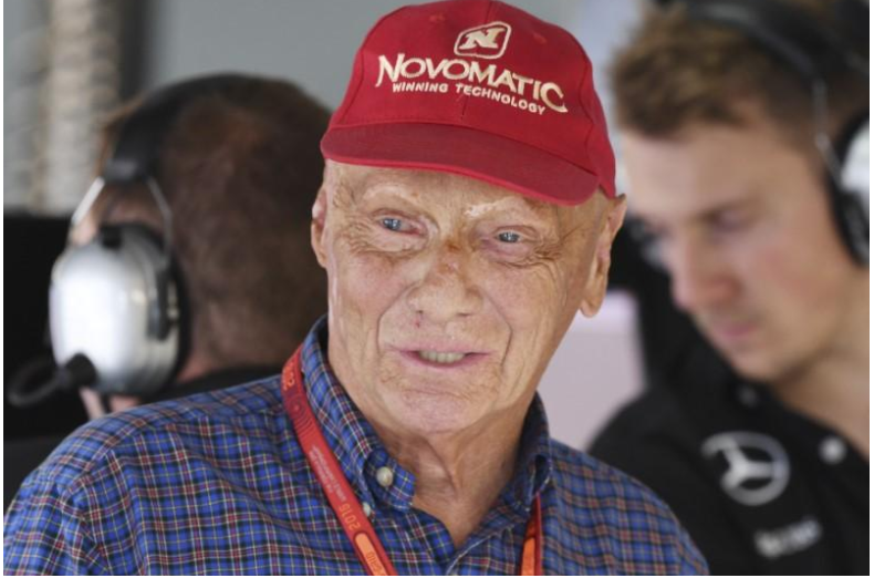 Niki Lauda says will be ready to bid for Niki airline on Dec 20: Handelsblatt
