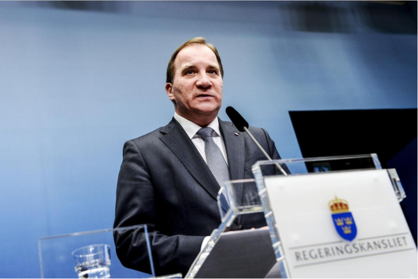 Swedish PM vows to end discrimination, boost security