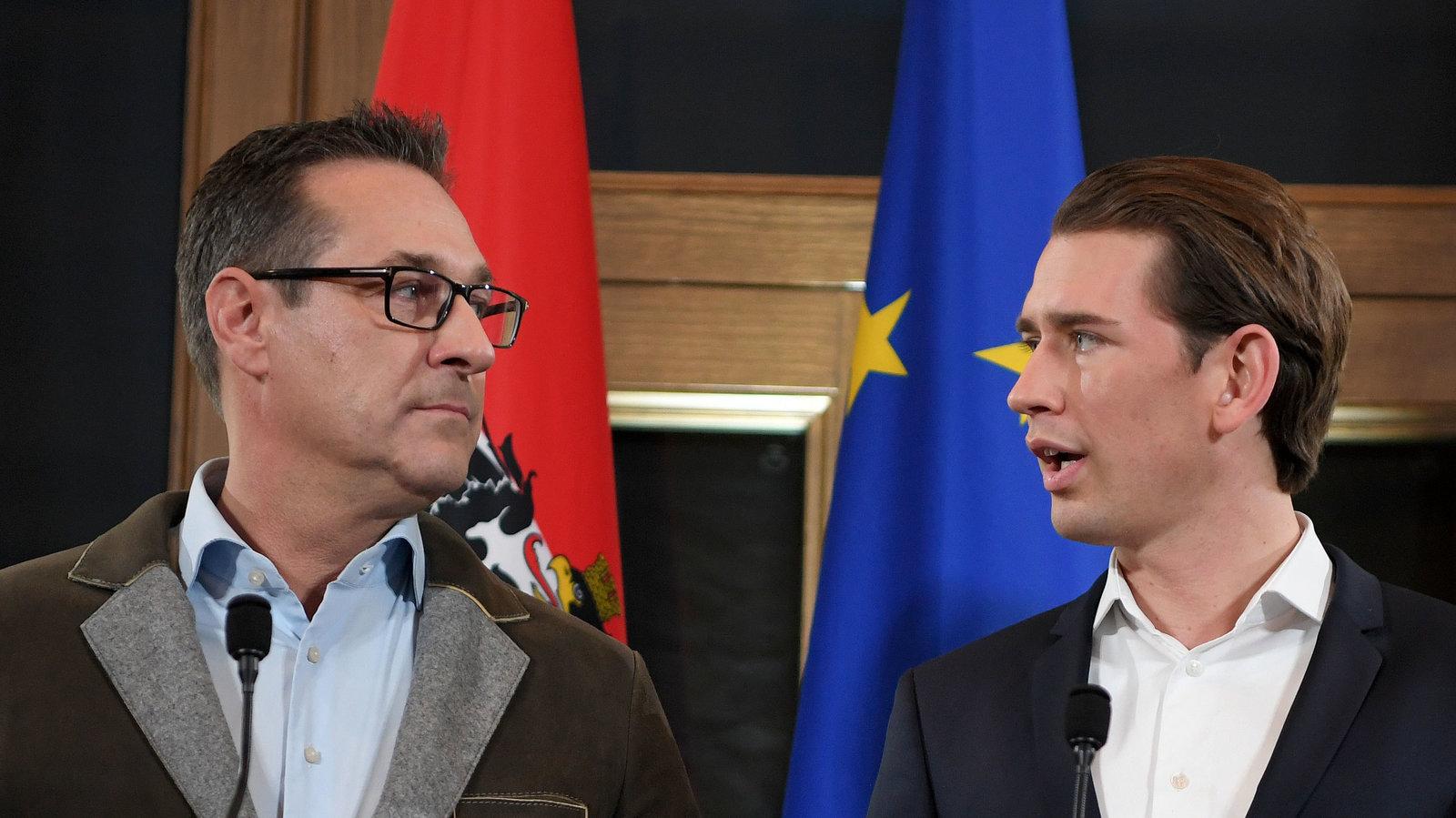Video: Austria's far-right to enter government