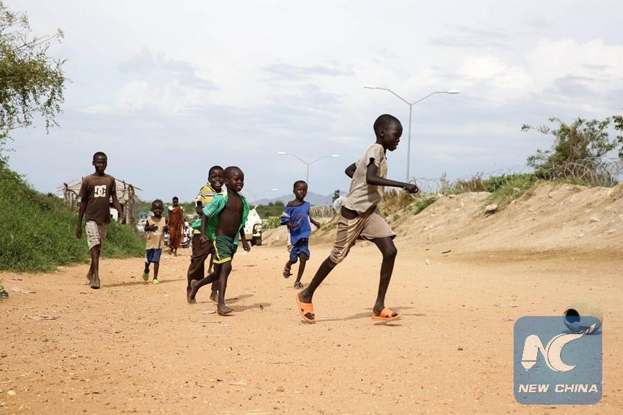 UNICEF says millions of children bear brunt of South Sudan crisis
