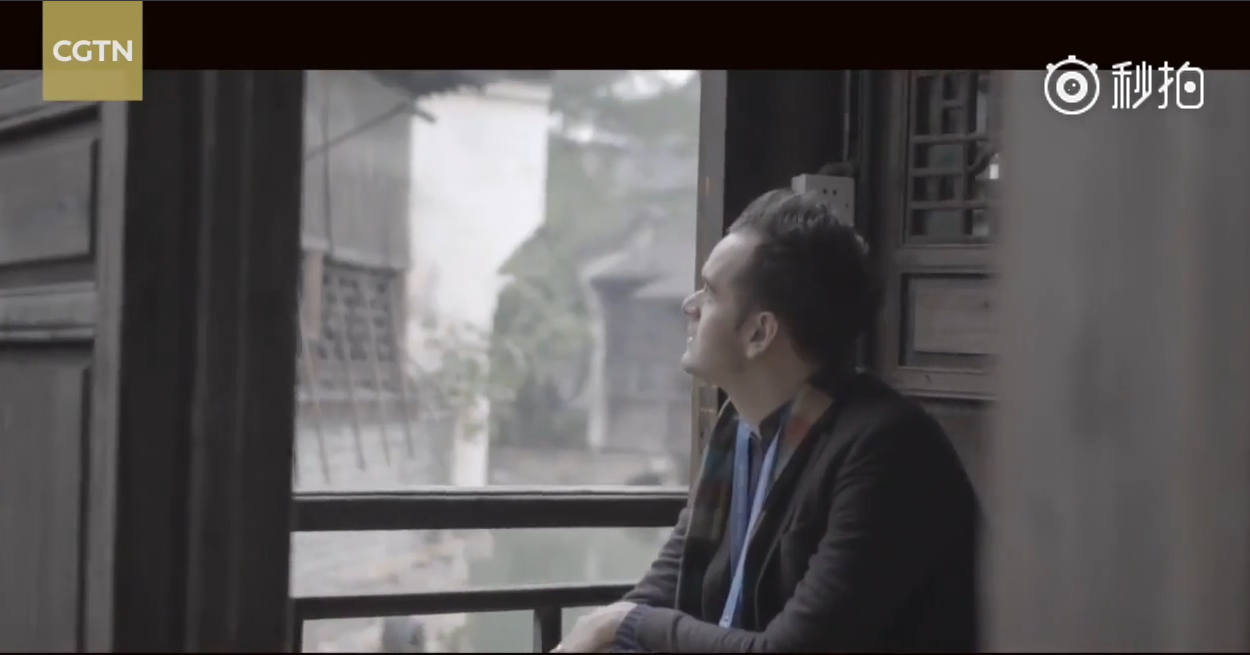 Video | Wuzhen, the future being embraced by the past