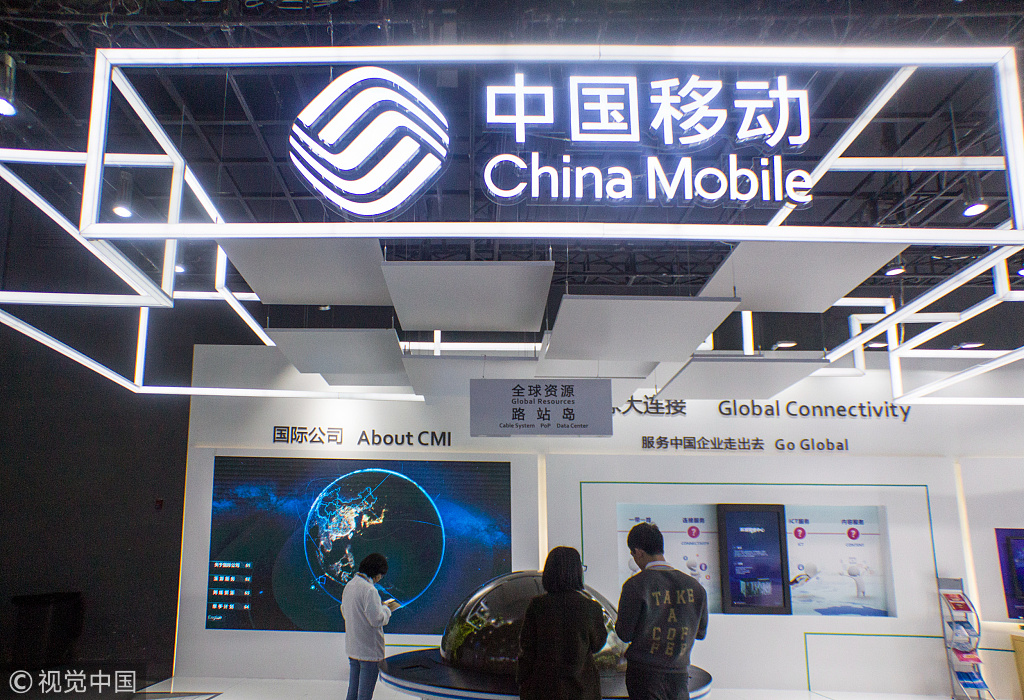China Mobile's new services targets China and UK communities - China Plus