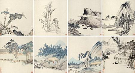 CAFA museum opens Wang Qi exhibit